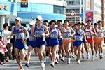 朝鲜平壤举行国际马拉松赛