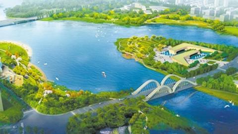 宁波南部滨海新区: 建设生态新城 打造湾区明珠