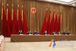 宁波市十五届人大一次会议主席团举行第五次会议