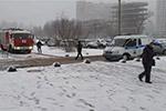 俄罗斯圣彼得堡一男青年被爆炸装置炸伤