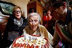 世界最长寿老人去世 终年117岁