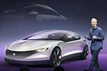 苹果获许可将测试自动驾驶汽车