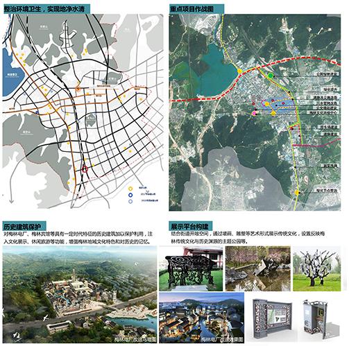 宁海梅林街道小城镇环境综合整治规划