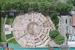 唐代千年天坛遗址隐匿西安小巷