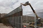 特朗普再推动建造美墨边界墙 争取列入政府预算