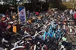 """杭州:""""五一""""期间西湖景区等地禁止投放""""共享单车"""""""