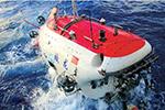 """""""蛟龙""""号完成南海今年第一潜:水下航行7公里"""