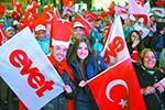 土耳其公布修宪公投正式计票结果