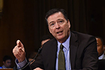 特朗普解除联邦调查局局长科米职务