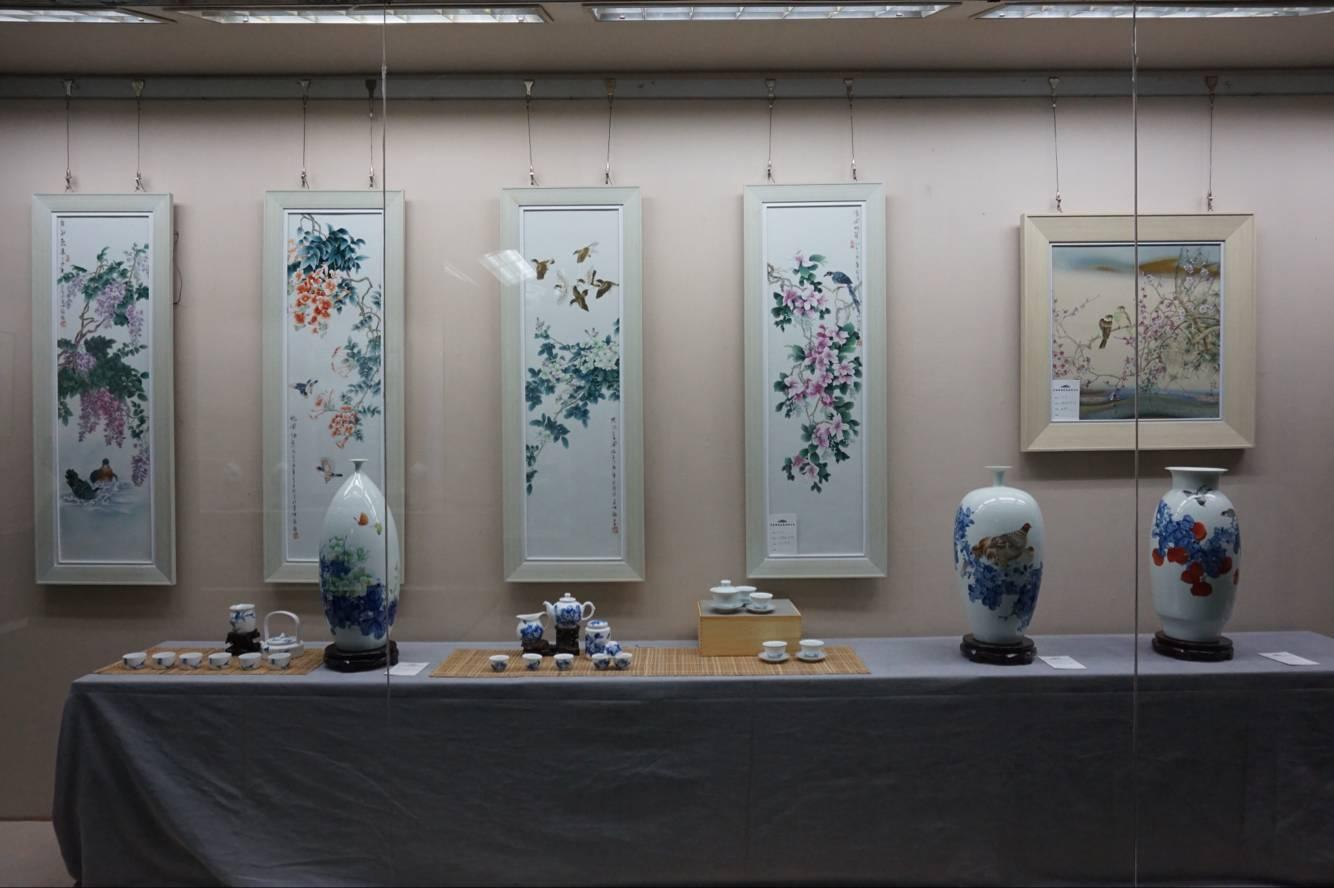 景德镇陶瓷艺术展盛大开幕