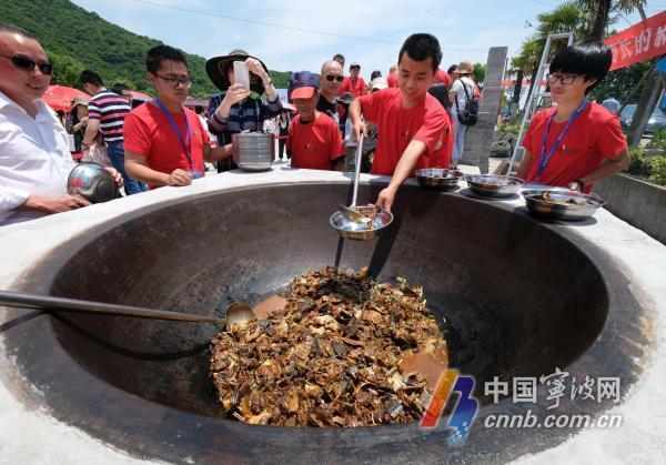 宁波500只甲鱼 1万只甲鱼蛋现场烹煮