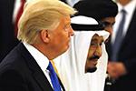 """怼伊朗 特朗普""""襄助""""沙特千亿大单"""