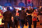 """英国将恐怖威胁级别上调至""""危急"""" 恐袭可能再发生"""