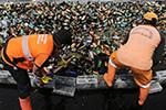 印尼即将迎来斋月 警方销毁上万瓶酒精饮料