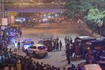印尼首都一公交站遭连环爆炸袭击 多人伤亡