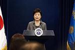 朴槿惠二次庭审6小时气氛缓和 崔顺实未出席