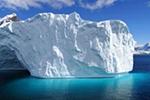 南极冰架裂缝加大 可能形成最大的冰山
