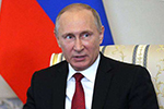 """普京:俄不会坐视美国在韩部署""""萨德""""系统"""