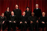 美国最高法院大法官拍摄全家福