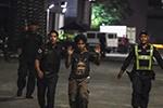 菲律宾首都一酒店遭枪手袭击致数人受伤