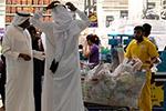 断交影响民众生活 卡塔尔现抢购潮