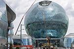 阿斯塔纳专项世博会加紧筹备迎接开幕