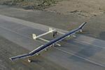 中国首款大型太阳能无人机完成高空飞行试验