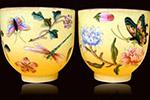 乾隆朝和五代御用两古瓷在意拍卖 中国商人购得