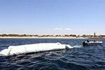利比亚海域发现8名遇难者