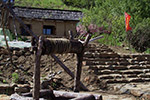探访锦江木屋村 长白山最后的木屋村落