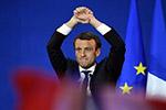 """法国议会选举首轮弃票率达50% """"民主疲劳""""困扰马克龙"""