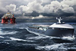"""必和必拓要推无人驾驶""""幽灵船"""" 或率先用在澳洲至中国航线"""