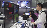 上海国际电影电视节跨媒体技术展开幕