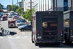 美国旧金山一著名快递公司发生枪击事件 警方称4人丧生