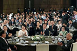 韩总统文在寅喊话朝鲜:若停止开发核导 愿无条件对话