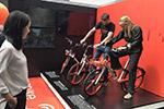 """单车""""黑科技""""亮相全球骑行者峰会"""