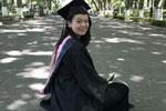 她的毕业演讲 只听了两句我的眼泪就掉下来