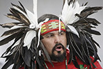 温哥华庆祝全国原住民日