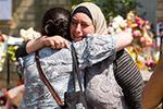 伦敦:为火灾遇难者默哀
