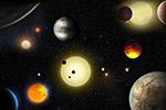 系外行星新发现!NASA宣布再发现10个类地行星