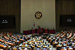 韩国会瘫痪三天或恢复正常 韩媒:维持多久还未知