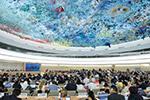 联合国人权理事会首次通过发展促进人权决议