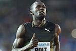 世界挑战赛:博尔特百米夺冠