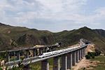 内蒙古首条高铁张呼客专进入按图行车阶段