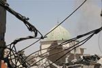 伊拉克军队收复摩苏尔努里清真寺