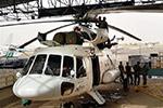 中国首支维和直升机分队完成组装工作即将试飞