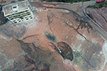 中石油天然气输气管道晴隆沙子段泄漏燃爆