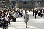 巴黎时装周:香奈儿发布秋冬高级定制新品