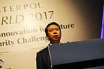 国际刑警组织主席孟宏伟呼吁合力应对犯罪全球化威胁
