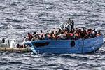 难民问题部长级会议 欧盟斥巨资阻挡难民从地中海偷渡